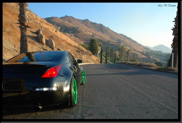 Volk TE37 Takata Green