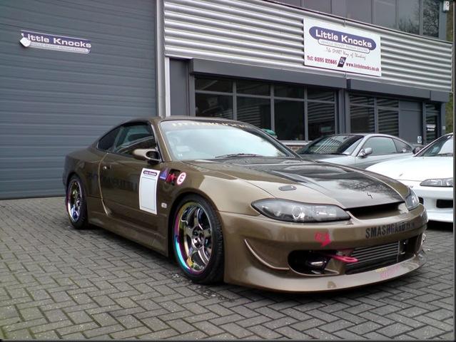 Silvia S15 gram lights 57 pro 1