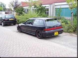 Mugen RNR Civic EF9 2