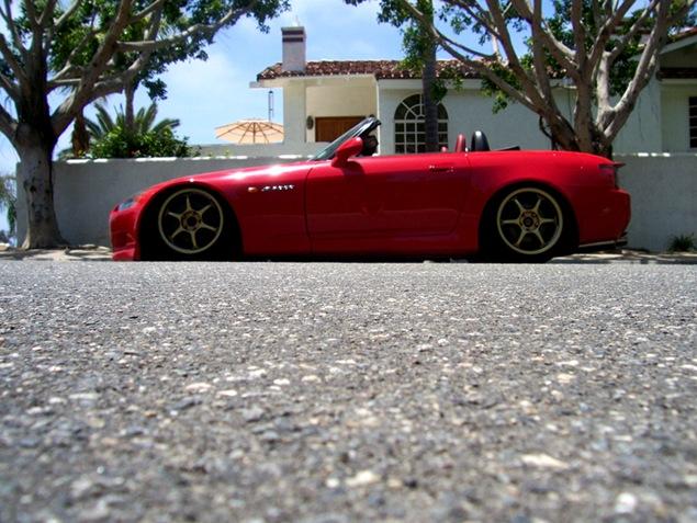 Red S2000 Advan RG