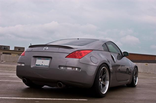350Z-rear