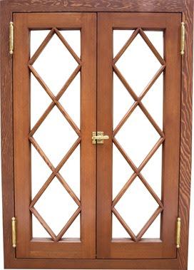Grabill Windows And Doors Wood Diamond Divided Lite