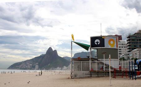 Praia de Ipanema - Posto 9 - Praia/Beach - Av. Vieira Souto, Rio de Janeiro, RJ, 22420-000