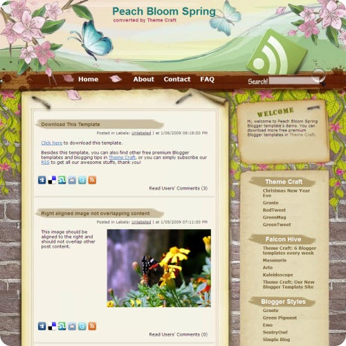 peach-bloom-spring-blogger-template