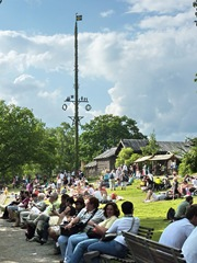 2010, Skansen, Midsommar 011