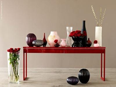 Dekorera bordet med IKEA