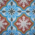 Marrokanskt kakel, Lhådös Marockovitblå