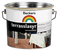 Beckers Terrasslasyr