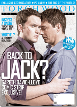 Torchwood Magazine Issue 21