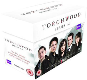 Torchwood Series 1-3