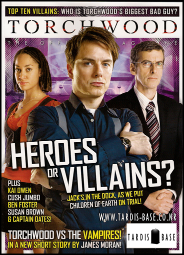 Torchwood Magazine 18