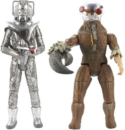Cyberman & Morbius