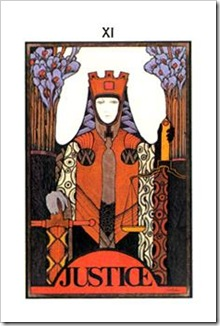 Aquarian Tarot  Major-Strenght