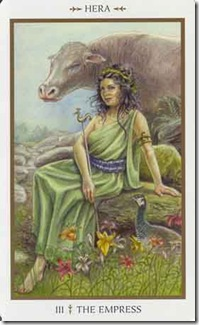 Animals Divine Tarot (3)