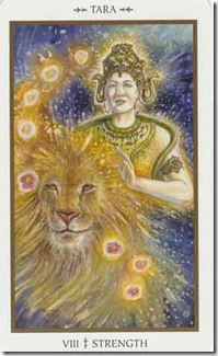 Animals Divine Tarot (11)