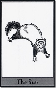Ferret Tarot (19)