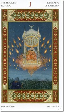Tarot of the Thousand and One Nights (1)