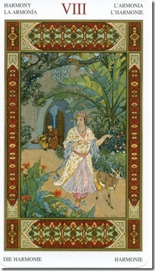 Tarot of the Thousand and One Nights (8)
