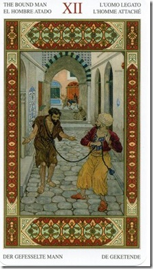 Tarot of the Thousand and One Nights (12)
