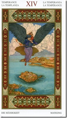 Tarot of the Thousand and One Nights (14)