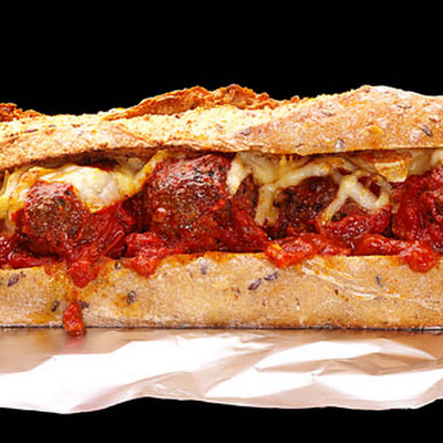 Spicy Meatball Sub