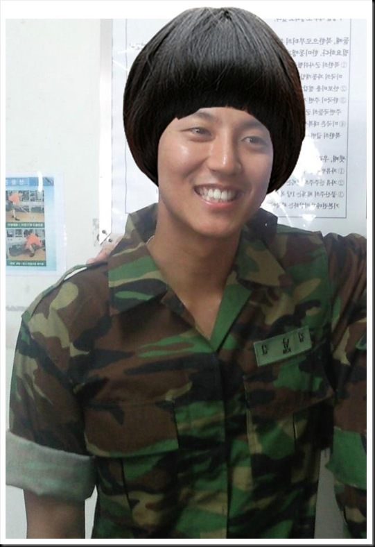 KimNamGil-FC.blogspot.com KNG Soldier Uniform