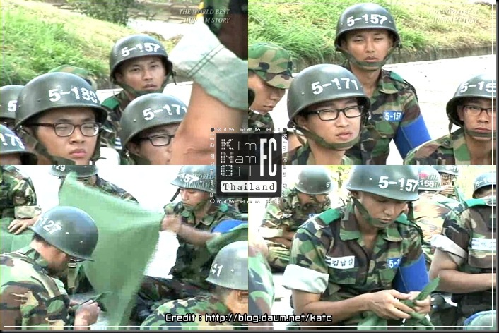 KimNamGil-FC.blogspot.com Military Training06