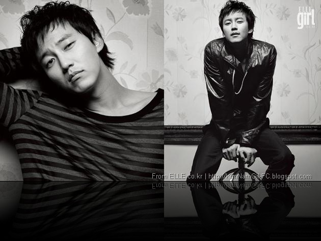 KimNamGil.blogspot.com ELLE Girl Feel So Good set1