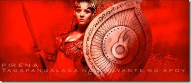Encantadia - Pirena - Tagapangalaga ng Brilyante ng Apoy