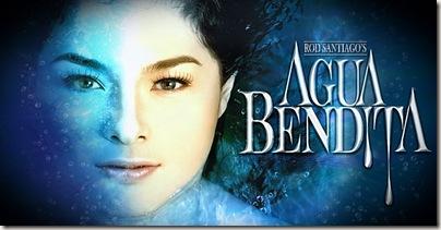 Agua Bendita starring Andrea Eigenmann