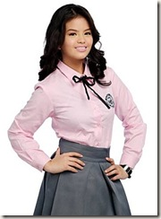 First Time Cast - Bea Binene as Natalie Dimaculangan