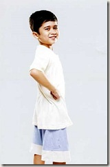 Panday Kids Cast - Yogo Singh as Makoy