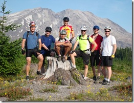 2008 Mt. St. Helens Ride