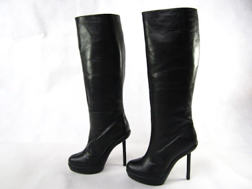 Thigh High Boot High Heel Shoes