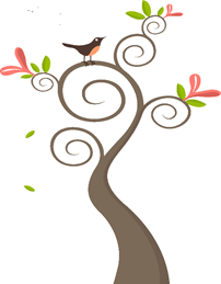 robin_in_tree Bianco