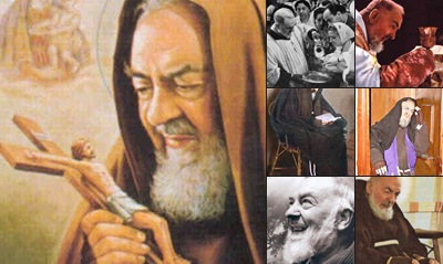 Exibir Pe. Pio