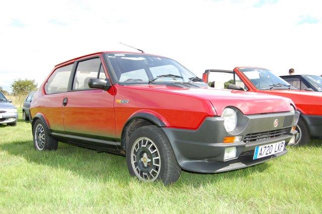 Fiat Strada 130tc Abarth Retro Rides