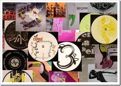 many vinyl