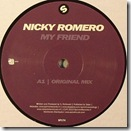 Nicky Romero - My Friend