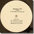 Levon VINCENT - The Medium Is The Message    deephouse