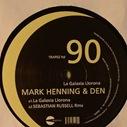 MARK HENNING DEN - La Galaxia Llorona tech house TRAPEZLTD90