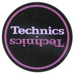 Pair of Ltd Edition technics Slipmats[DMCMLTD]