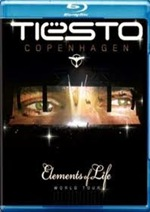 Dj Tiesto - Copenhagen - Elements Of Life