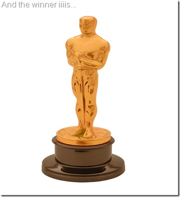 "The Oscar statuette is the copyrighted property of the Academy of Motion Picture Arts and Sciences, and the statuette and the phrases ""Academy Award(s)"" and ""Oscar"" are registered trademarks under the laws of the United States and other countries. All published representations of the Award of Merit statuette, including photographs, drawings and other likenesses, must include the legend ©A.M.P.A.S.® to provide notice of copyright, trademark and service mark registration. Permission is hereby granted for use of the representation of the statuette in newspapers, periodicals and on television only in legitimate news articles or feature stories which refer to the annual Academy Awards as an event, or in stories and articles which refer to the Academy as an organization or to specific achievements for which the Academy Award has been given. Its use and any other use is subject to the ""Legal Regulations for using intellectual properties of the Academy of Motion Picture Arts and Sciences"" published by the Academy. A copy of the ""Legal Regulations"" may be obtained from: Legal Rights Coordinator, Academy of Motion Picture Arts and Sciences, 8949 Wilshire Boulevard, Beverly Hills, California 90211; (310) 247-3000"