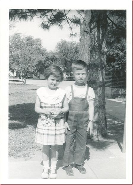 Dennis and Becky Kindergarten