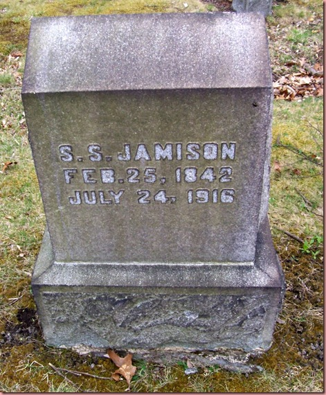 Jamison Samuel Stewart 1842-1916