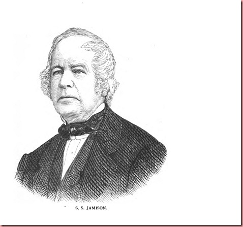Jamison, Samuel Shryock