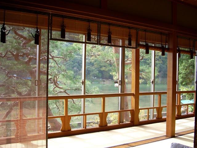 RESTAURANT KUMAHIKO - KYOTO - 30  OCTOBRE 2007