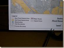 Redesignation map legend