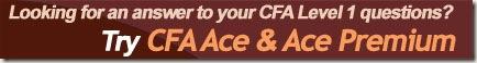 CFA Ace & Ace Premium Services